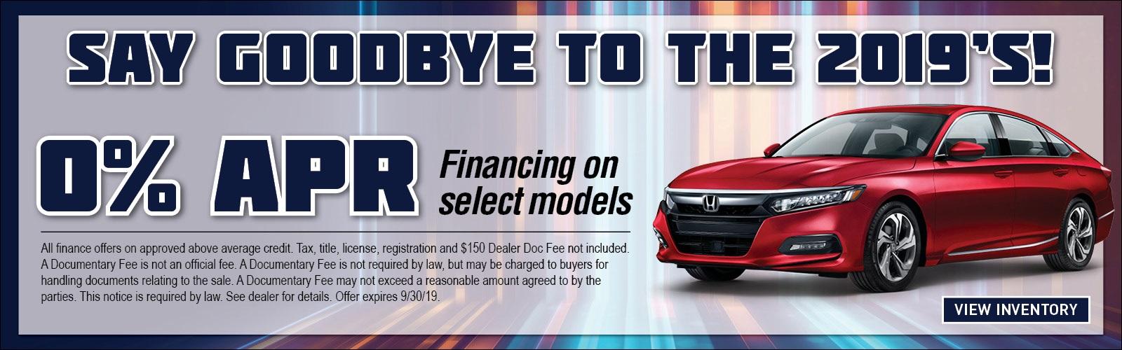 2019-2020 Honda New & Used Car Dealer - Houston, Sugar Land