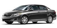 Toyota Corolla Starting at $25.00 per day