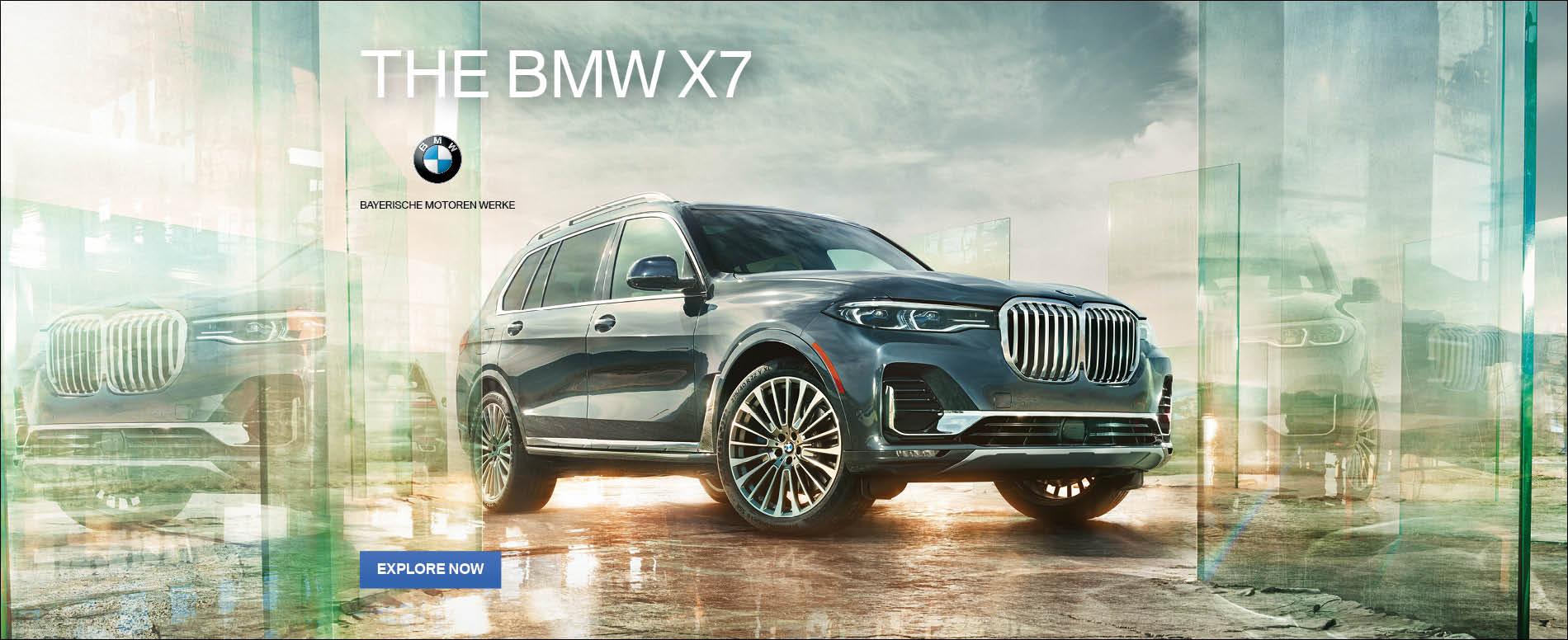 BMW X7 022119