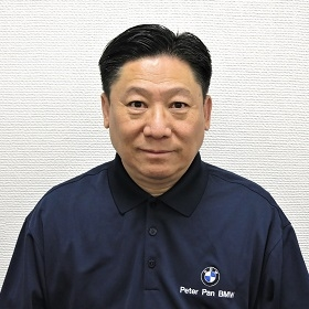 Fleet Manager Victor Hung
