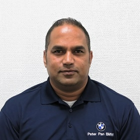 Internet Sales Director Raj Poojary