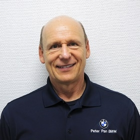 Sales Manager Keith Rey