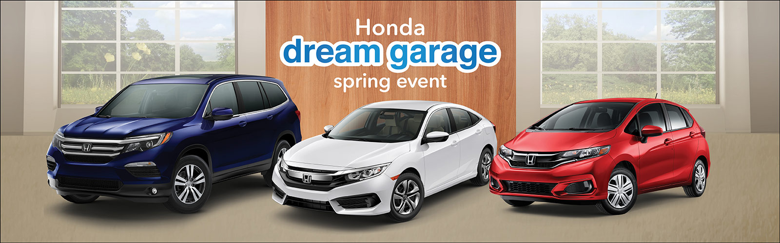 Honda Dream Garage 3/12/18