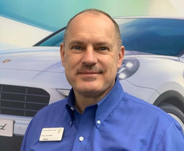 Troy Corriere Service Advisor