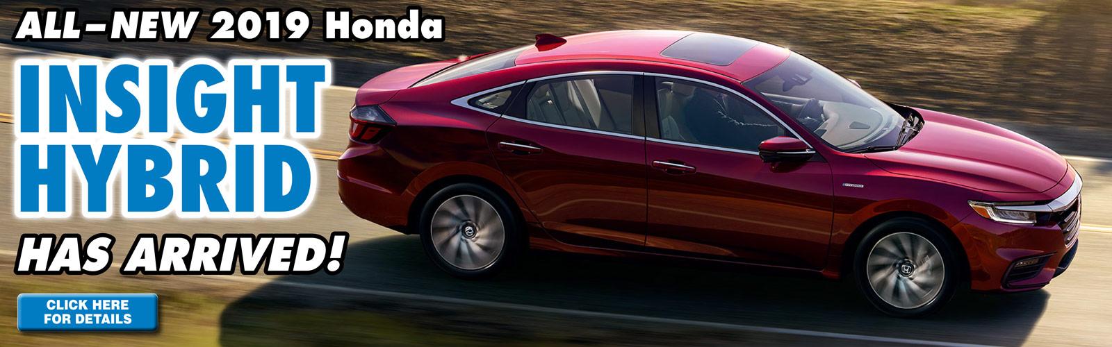 All New Honda