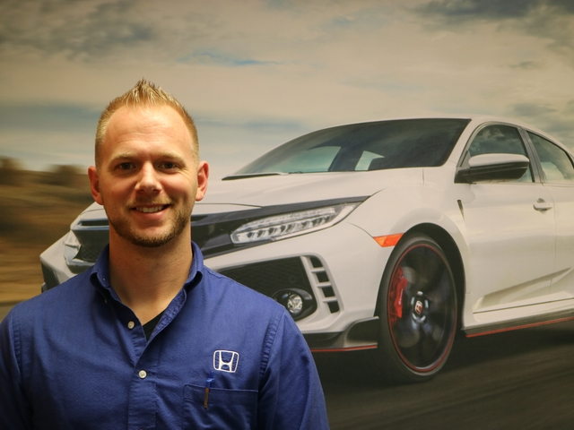 Chris Fehr Service Advisor
