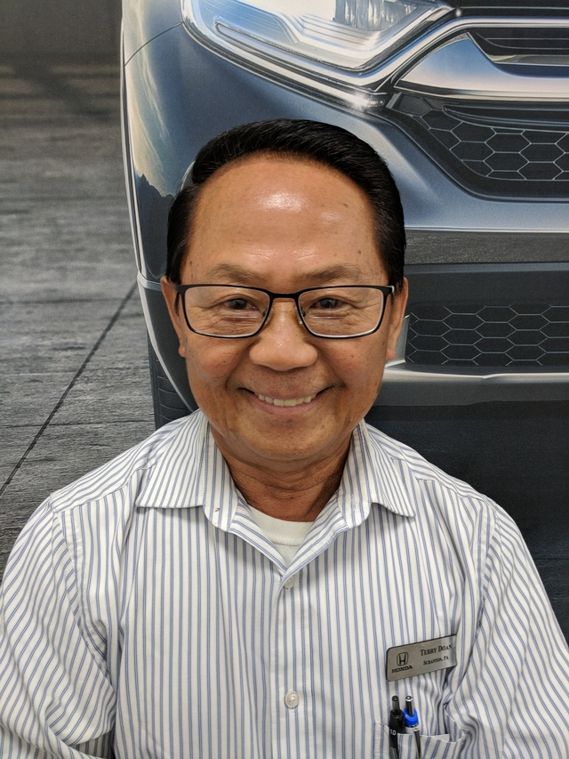 Terry Doan  Sales Consultant