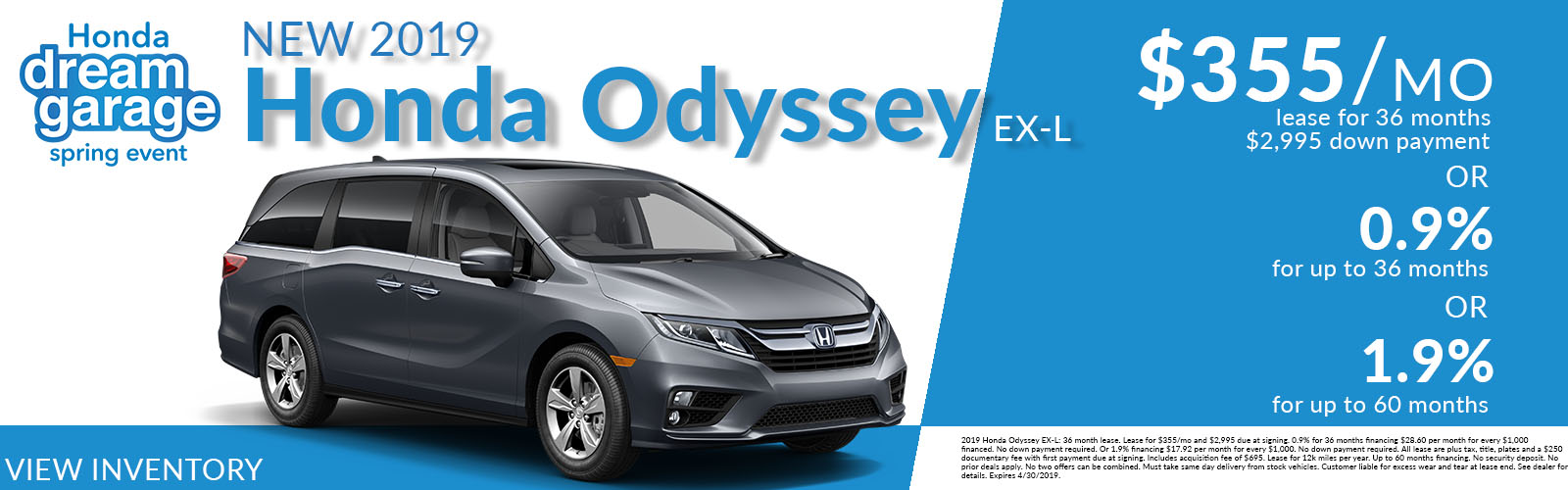 Odyssey 3/4/19