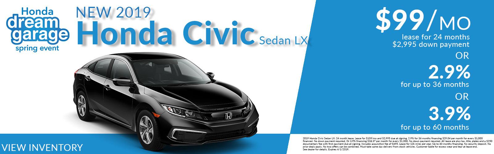 Civic 03/26