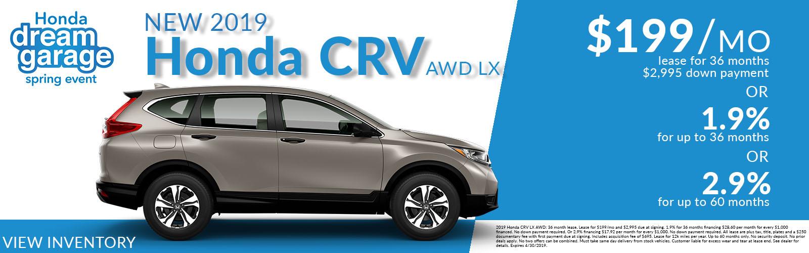 CRV Updated 04/04
