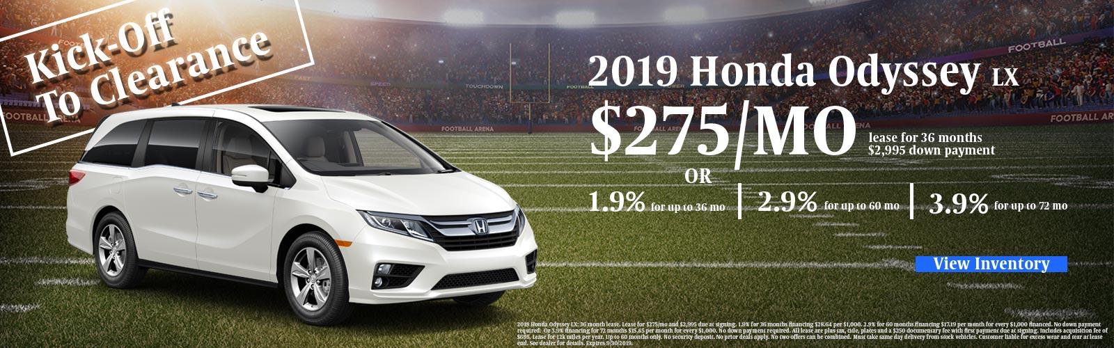 Honda New & Used Car Dealer - Cleveland & Euclid, OH | Honda