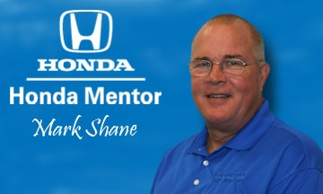 Mark Shane Service Advisor