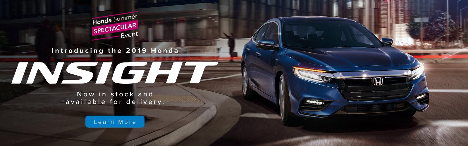 Honda New Used Car Dealer
