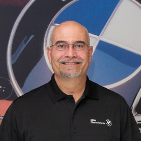 John Dickerson New BMW Client Advisor