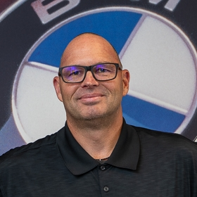 Troy Massey New BMW Floor Manager
