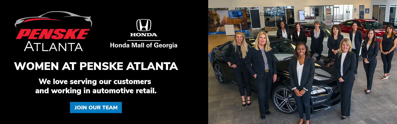 Honda New U0026 Used Car Dealer   Atlanta, Gwinnett, U0026 Buford, GA | Honda Mall  Of Georgia