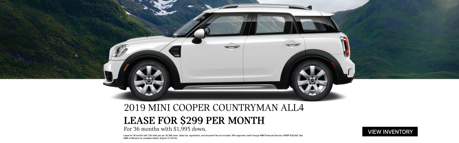 Countryman Lease 11/6/18