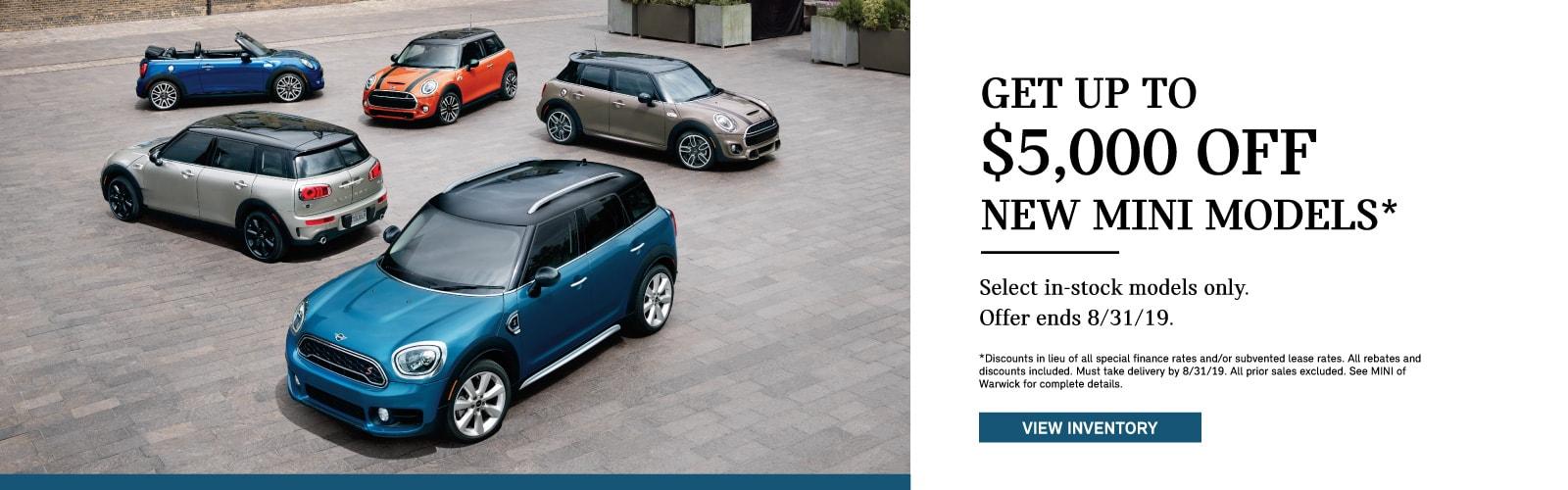 MINI New & Used Car Dealer Serving Warwick, RI | MINI of Warwick