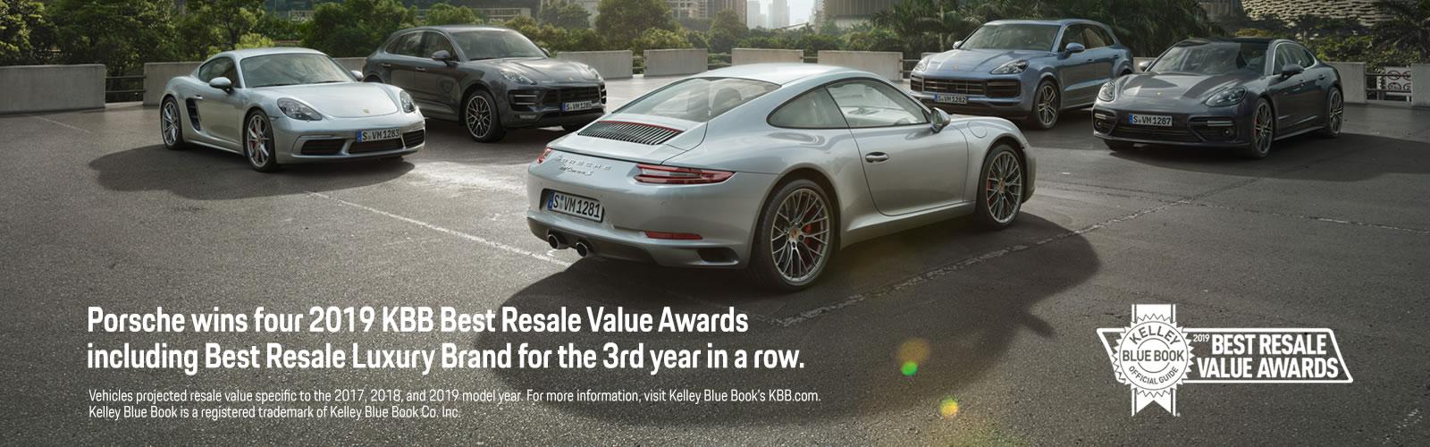 Porsche KBB
