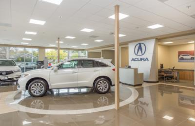 2018 Acura RDX AWD SUV - Click to see full-size photo viewer