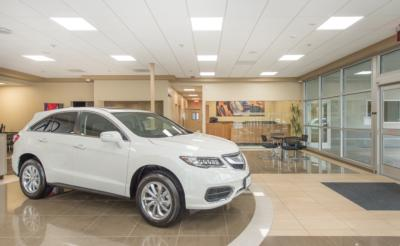 2018 Acura MDX SH-AWD SUV - Click to see full-size photo viewer