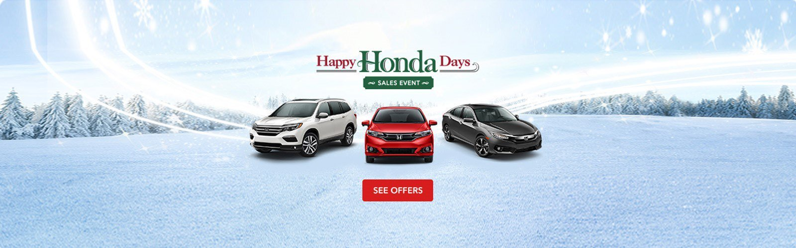 Happy Honda Days 11/4/17