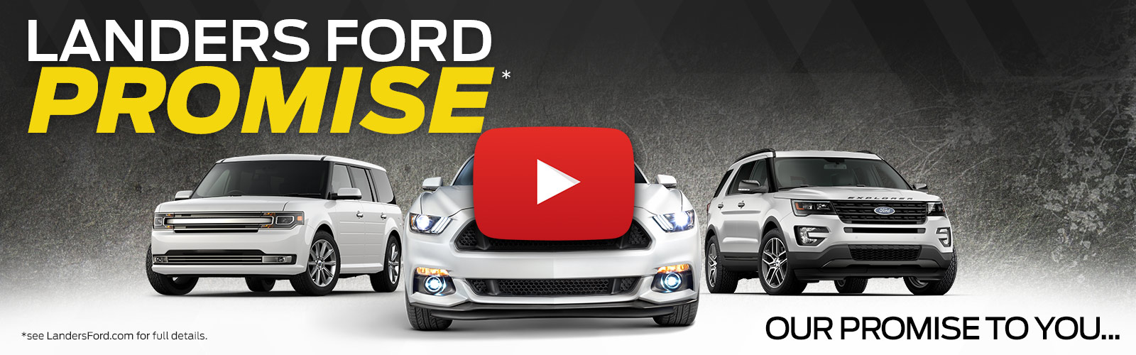 Ford New & Used Car Dealer - Serving Little Rock, Benton, & Hot Springs, AR   Landers Ford