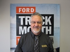 Richard Harris Service Manager