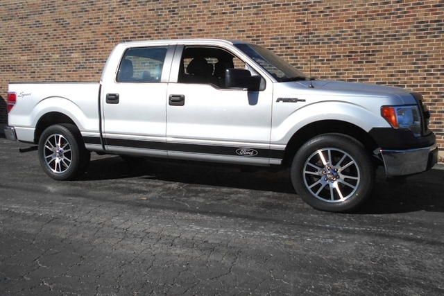 Ford  F150 Crew Cab 4X4 Pick Up