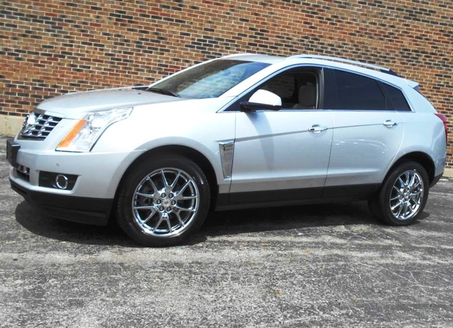 Cadillac SRX Performance AWD