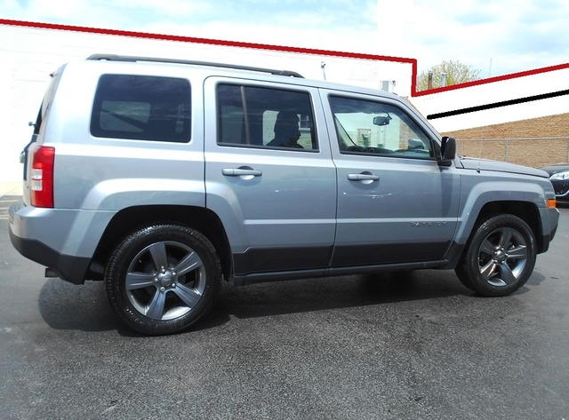 Jeep Patriot 4X4