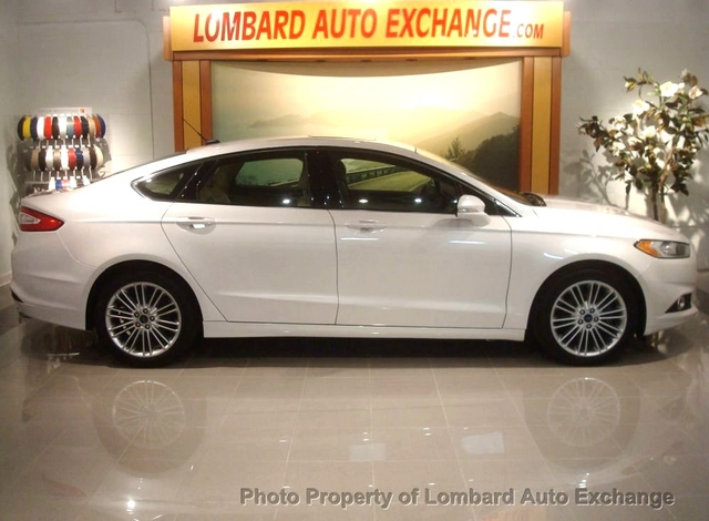 Ford Fusion SE Leather