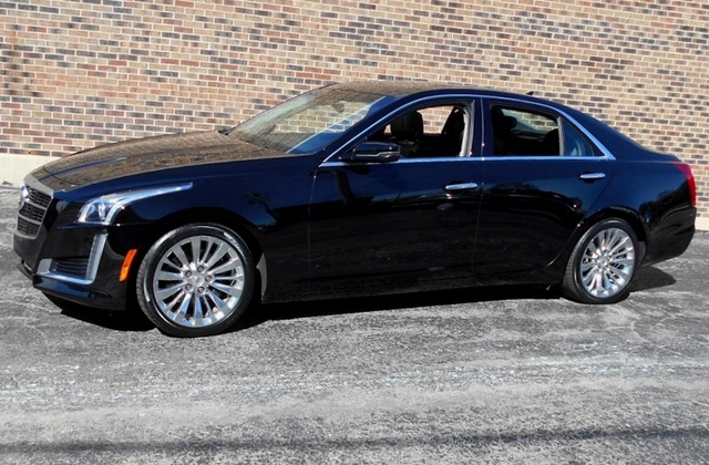 Cadillac 2014 CTS Luxury AWD