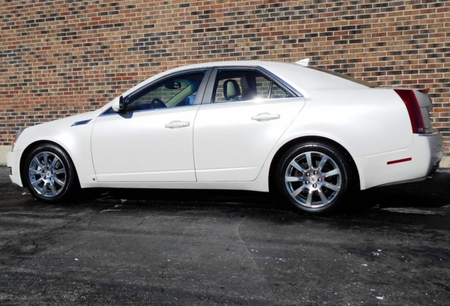 Cadillac CTS 2009 Performance AWD