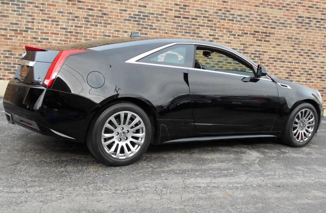 Cadillac CTS 2014 Peformance Coupe AWD