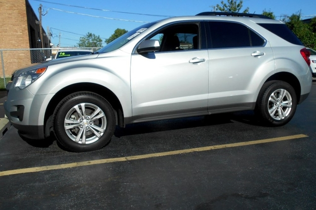 Chevrolet Equinox 2015 AWD