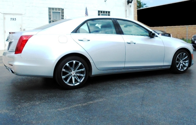 Cadillac 2015 CTS Luxury AWD