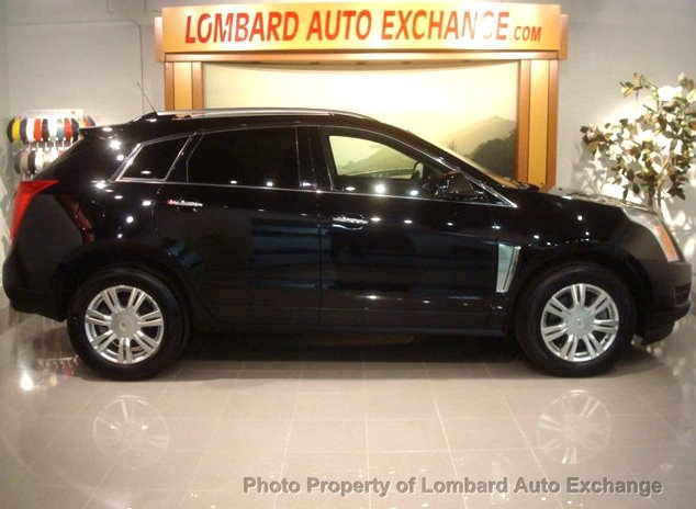 Cadillac 2015 SRX Luxury AWD