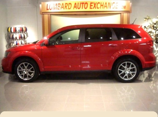 Dodge 2015 Journey AWD