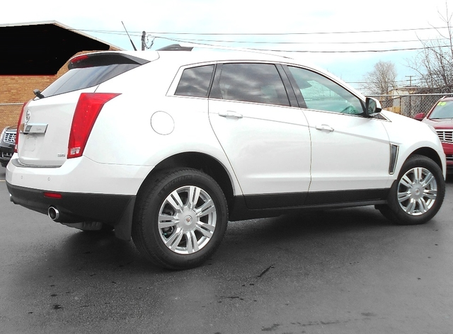 Cadillac 2014 SRX Luxury AWD