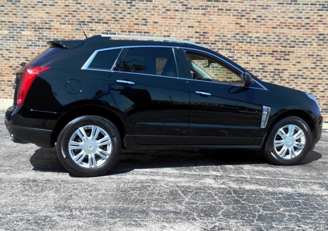 Cadillac SRX Luxury AWD