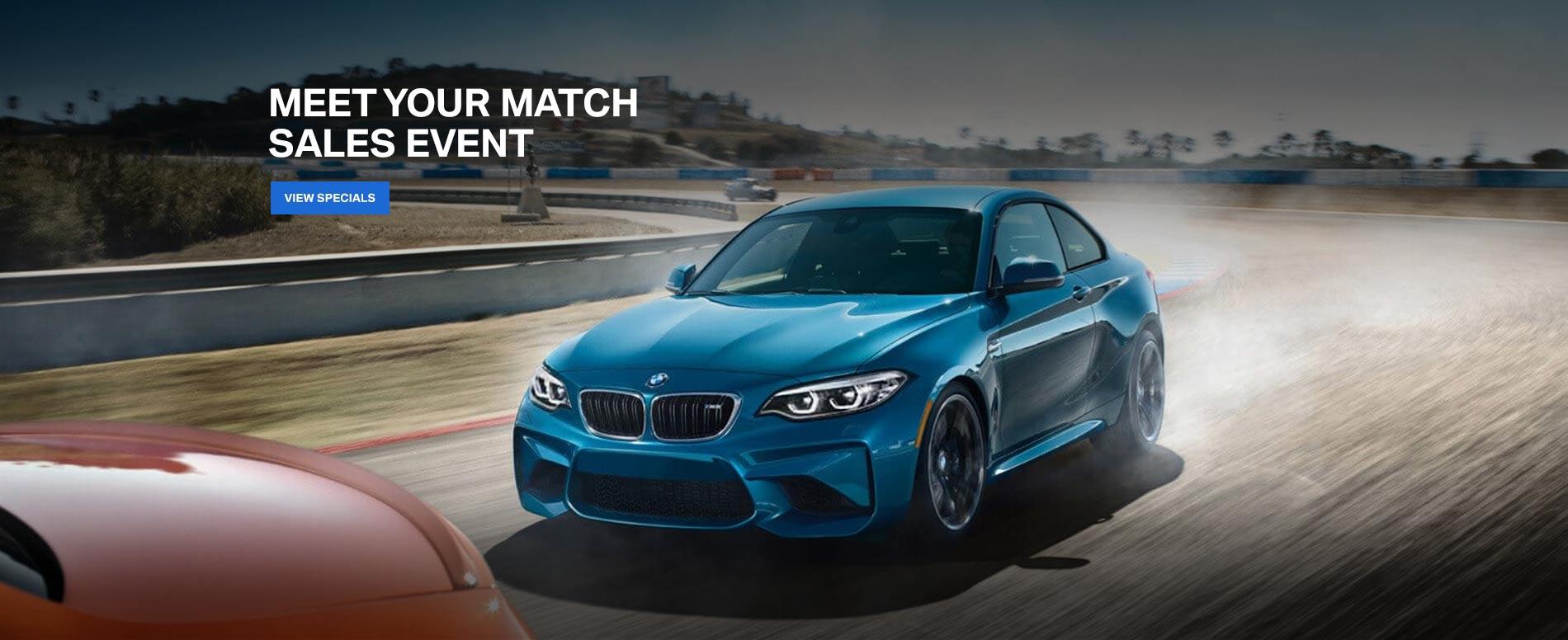 Meet Your Match Sales Event 2/2/18