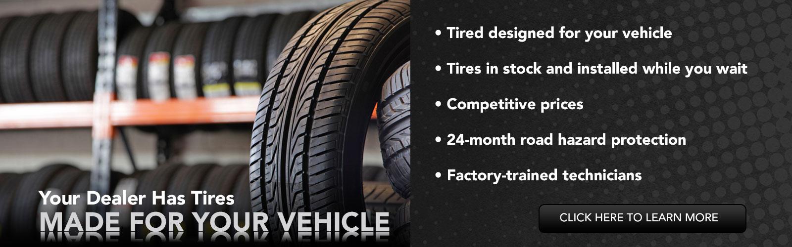 Dealer Tires 6-8-2016
