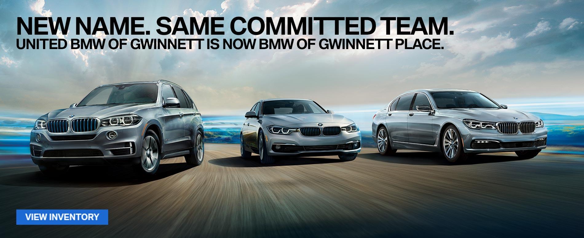 Land Rover Gwinnett >> BMW New & Used Car Dealer - Atlanta, Decatur & Duluth, GA