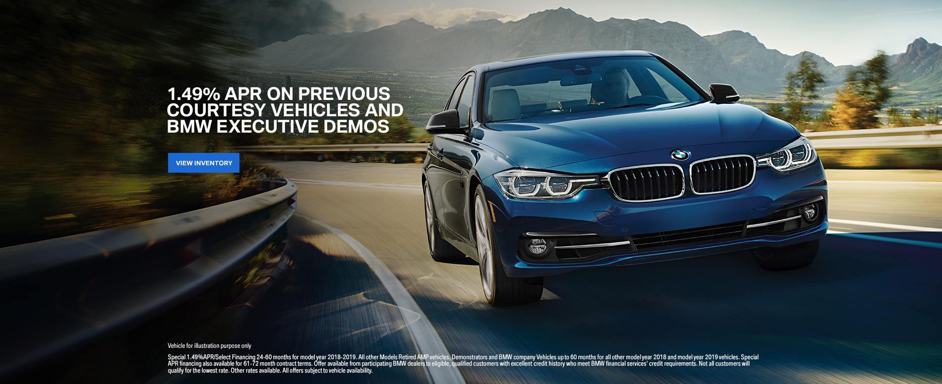BMW Demos 04/09