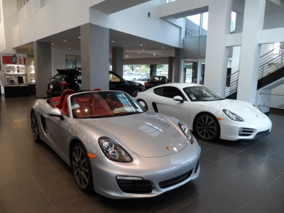 2016 Porsche Boxster 2dr Roadster GTS - Click to see full-size photo viewer