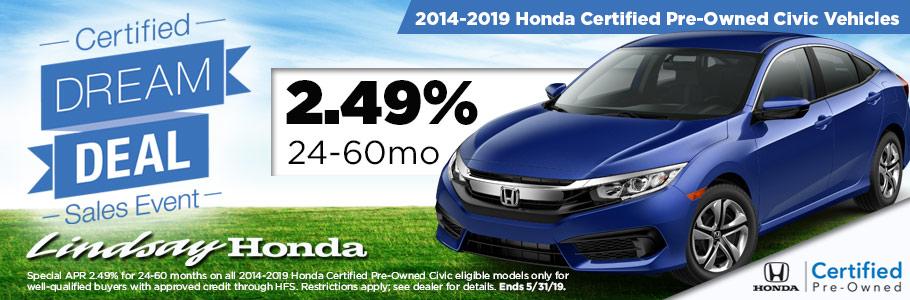 Close Honda