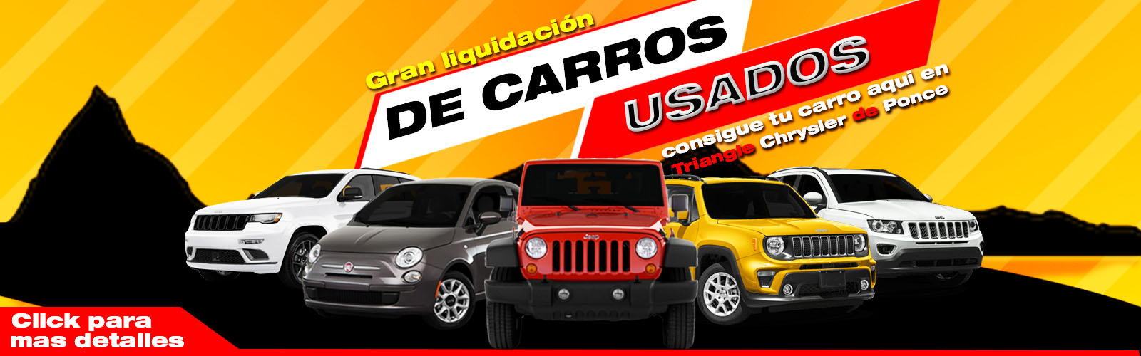 Chrysler Carros Usados >> New Used Chrysler Jeep Dodge Dealer Ponce And Puerto Rico