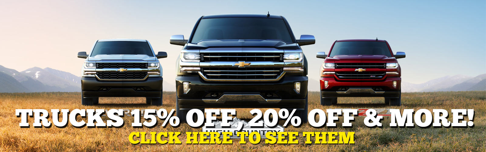 Truck Sale A