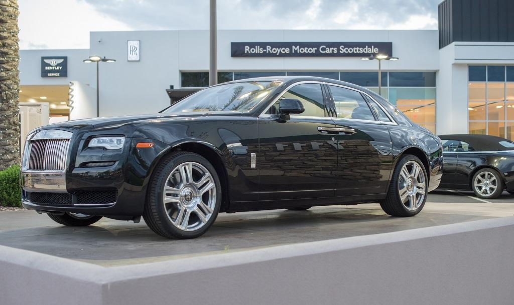 2019 Rolls-Royce Dawn Convertible - 18158001 - 50